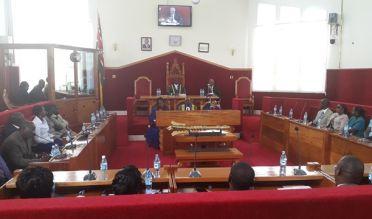 Address by the Senator